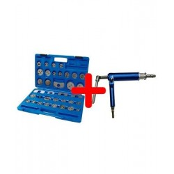 Pack Pistones + Pistola neumática 8130844KIT
