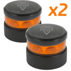 Pack 2 Balizas V16 Hero Driver LED