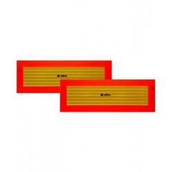 Kit de Placas para Remolque/Semi/Bus ALUMINIO